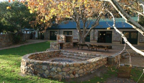 San Parks - wash house