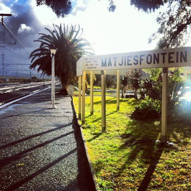 Forgotten Route Matjiesfontein