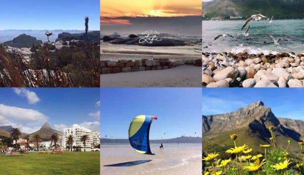 Aaron Marshall Cape Town