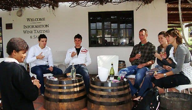 Winelands Daytours 2
