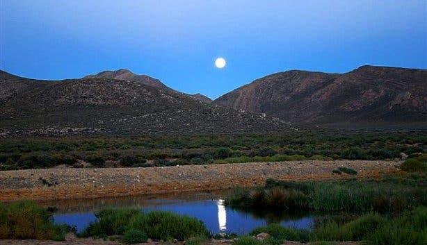 Aquila Game Reserve Landscape