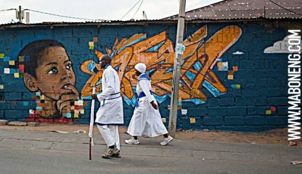 Maboneng Township Arts Langa Tag