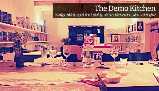 Discover Stellenbosch The Demo Kitchen