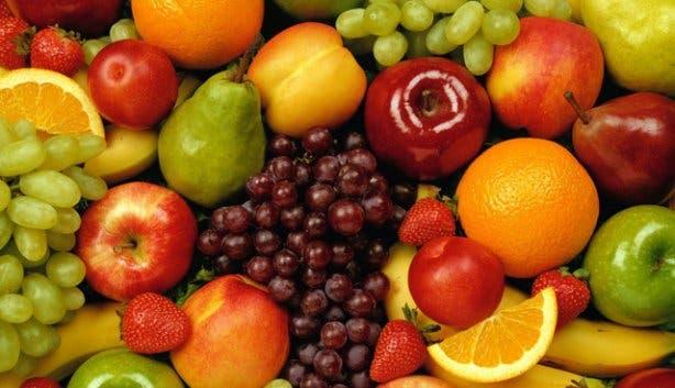 Fresh fruit and vegetables City Bowl Market
