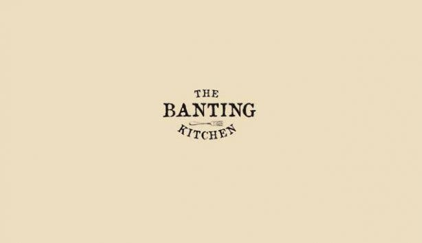 The Banting Kitchen Restaurant Logo