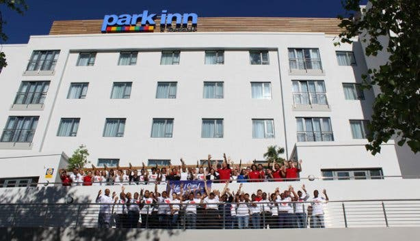 Park Inn by Radisson Cape Town Newlands Hotel Staff