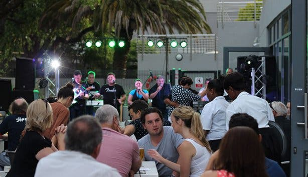 Park Inn by Radisson Cape Town Newlands Live Music 2