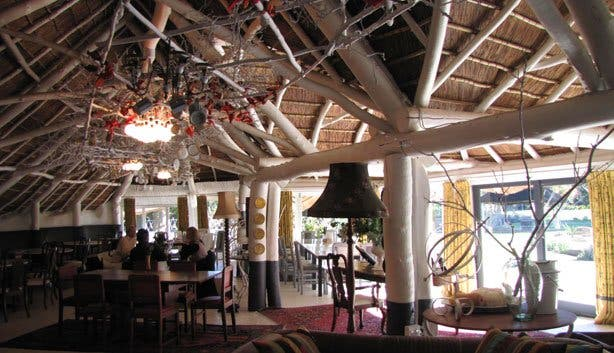 Knorhoek Towerbosch Restaurant