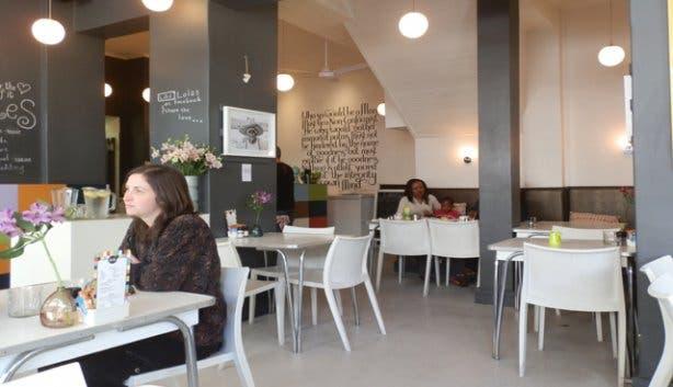 Lola's Cafe Kaapstad