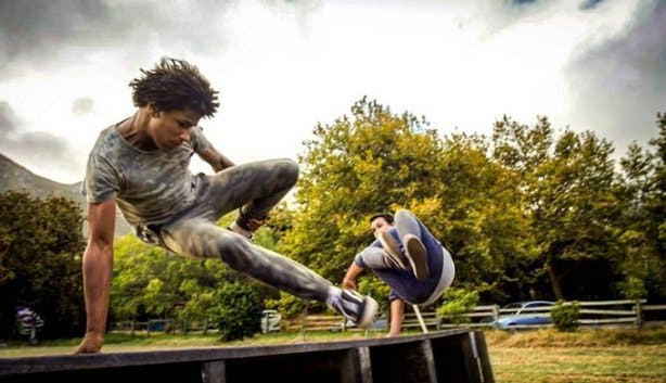 Parkour, a Treasure Hunt and Bootcamp These School Holidays
