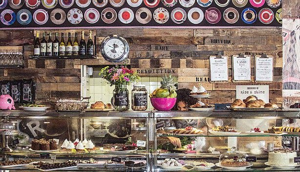 Lunch spots - Rcaffe
