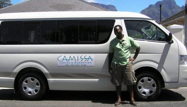 Camissa Township Tours Bus