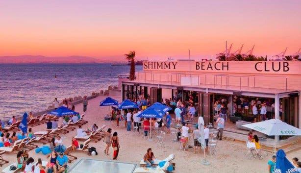 Shimmy Beach Club Father's Day Market