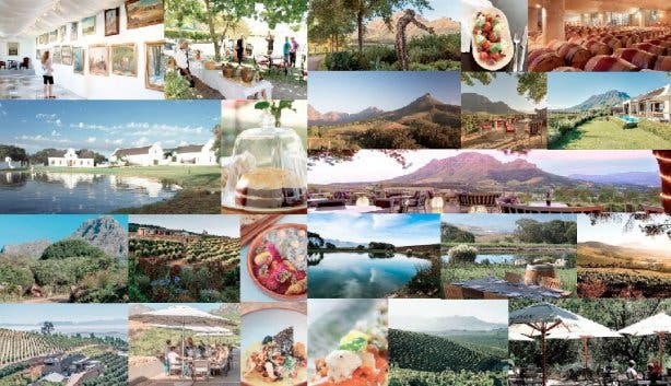 Wijnhuizen Stellenbosch