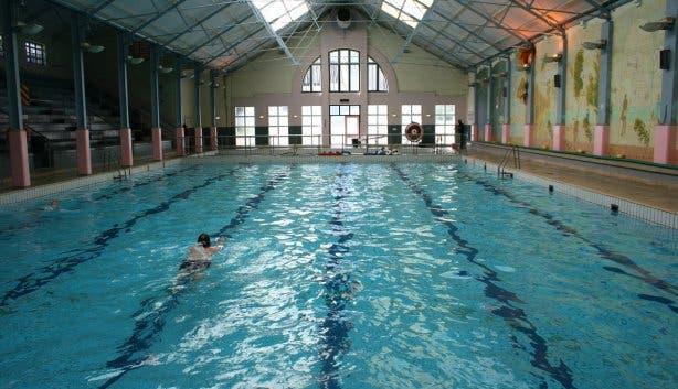 Zwembad Long Street Kaapstad