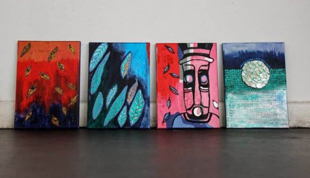 Unsung Art Online Shop Robert Greeff Paintings