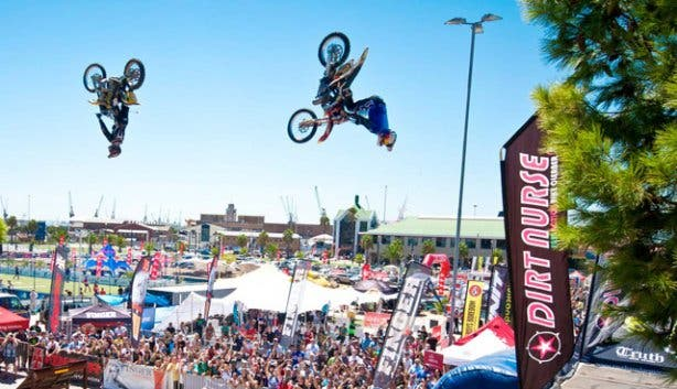 FMX Ultimate X