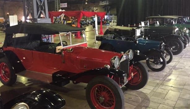 Cape Town Motor Show 2 - 4 March 2018 - 1
