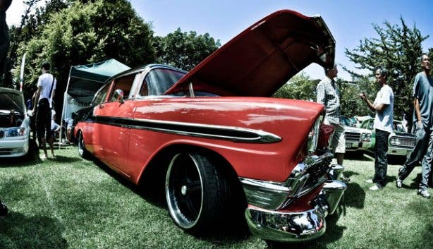 Classic car and bike show cape town