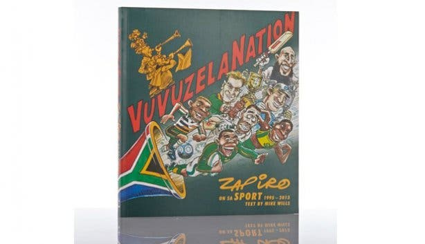 Tidy & Co Christmas Gifts VuvuzelaNation Cartoon Book