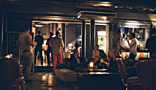 HQ Headquarters Restaurant Cape Town Heritage Square