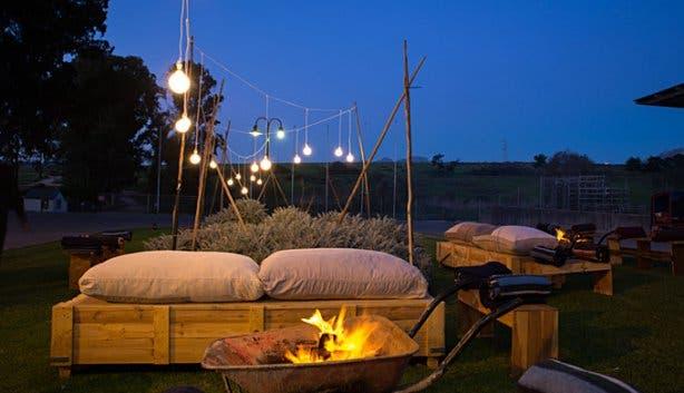 Spier Wine Farm in Stellenbosch Outdoor Party