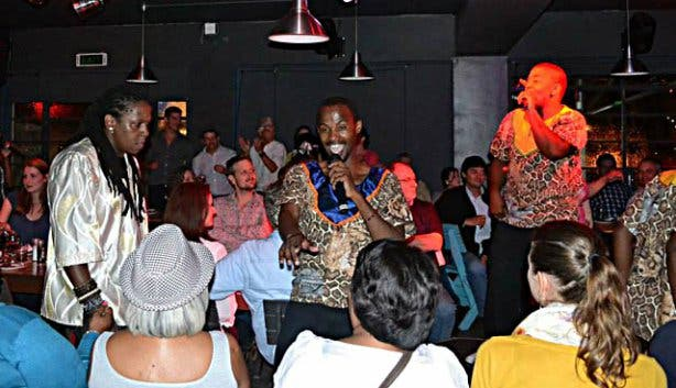AmaZink Live Kayamandi Stellenbosch