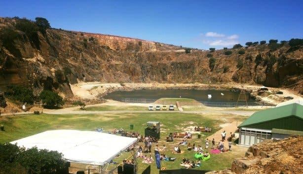 Hillcrest Quarry 2017