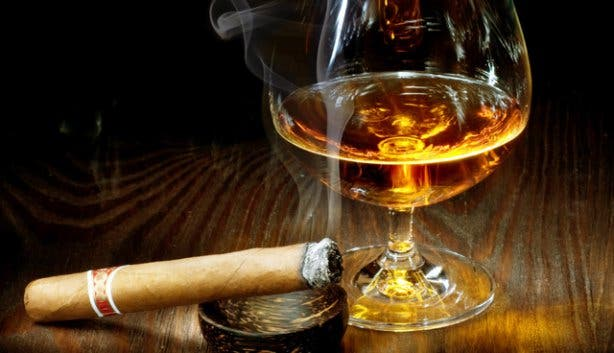 Gentleman's Night Brandy & Cigar