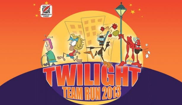 Twilight Team Run Cape Town