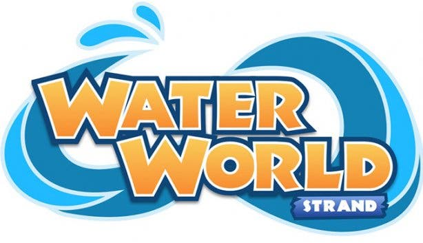 Waterworld Strand Logo