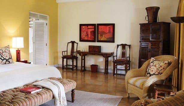 Spier Hotel Room Stellenbosch