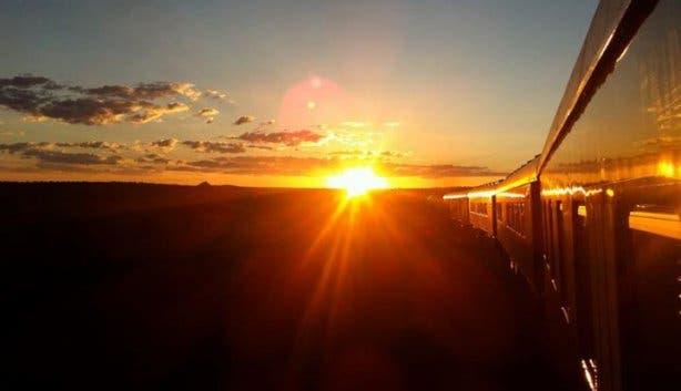 Rovos Rail Sundowner