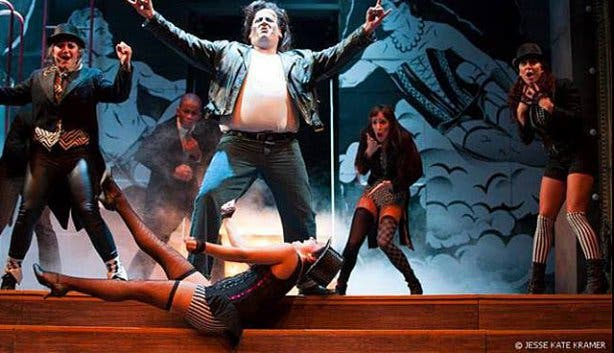 Rocky Horror Picture Show Fugard