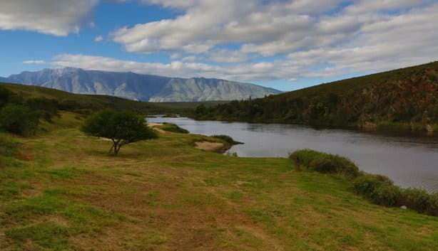 Breede River Vistas at Bontobok National Park