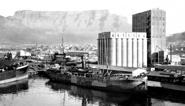 Old V&A Waterfront Grain Silo for Zeitz MOCCA