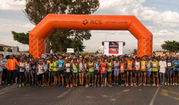 RCS Gugulethu Youth Day Run