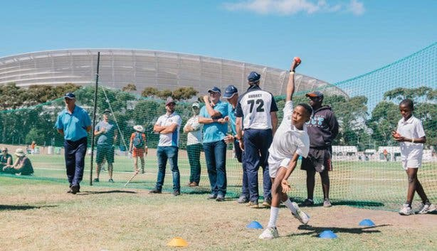 Cape Town Sixes Cricket Festival 8