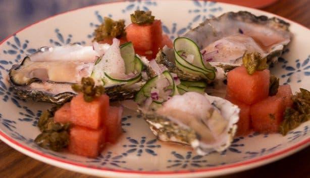 Oysters Sentir