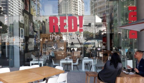 Bree Street_Red The Gallery2