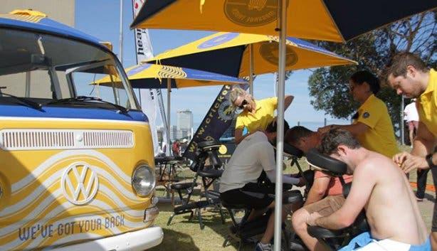 The Massage Truck