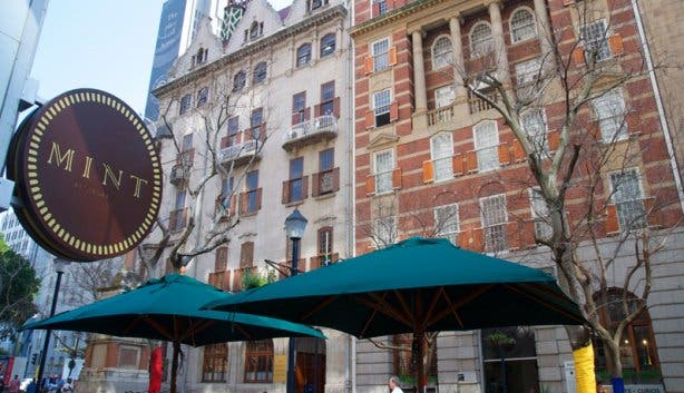 Taj Hotel Mint Restaurant 4