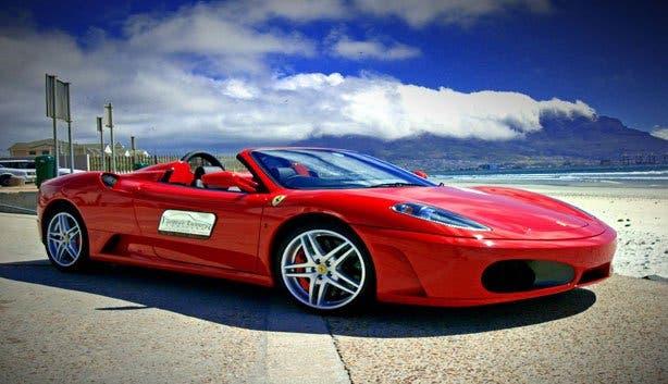 Ferrari F430 Spider 6