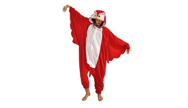aFREAKa Clothing Adult Owl Onesie