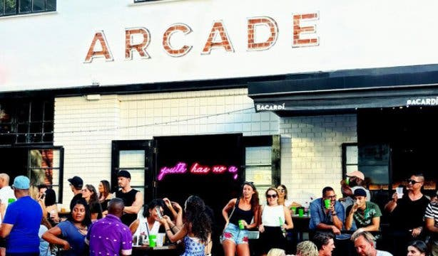 Arcade Cafe 2