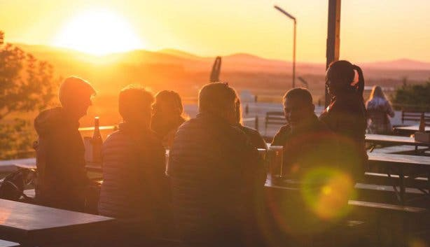 Sundowner Sessions at Barley & Biltong Emporium