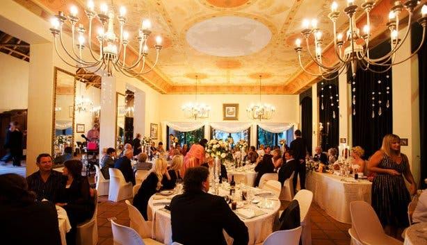 Hermitage Restaurant Stellenbosch Hazendal