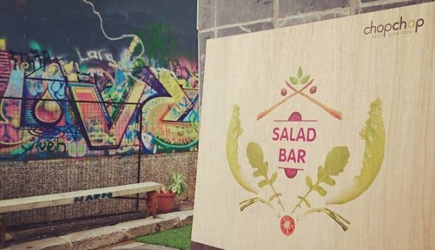 ChopChop salad bar 2017