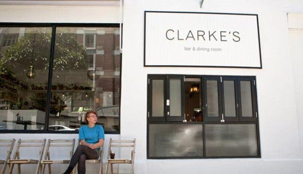Clarke's Diner Cape Town | Bree Street Restaurant