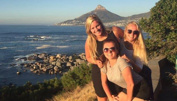 Jasmijn stage Kaapstad